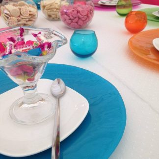 Glass - Coloured Plates