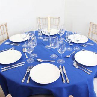 Linen - Royal Blue