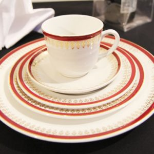 China - Buckingham Maroon