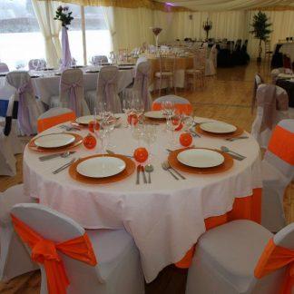 Linen - Orange
