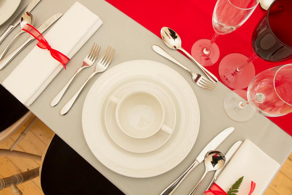 Red and Grey Table (2)